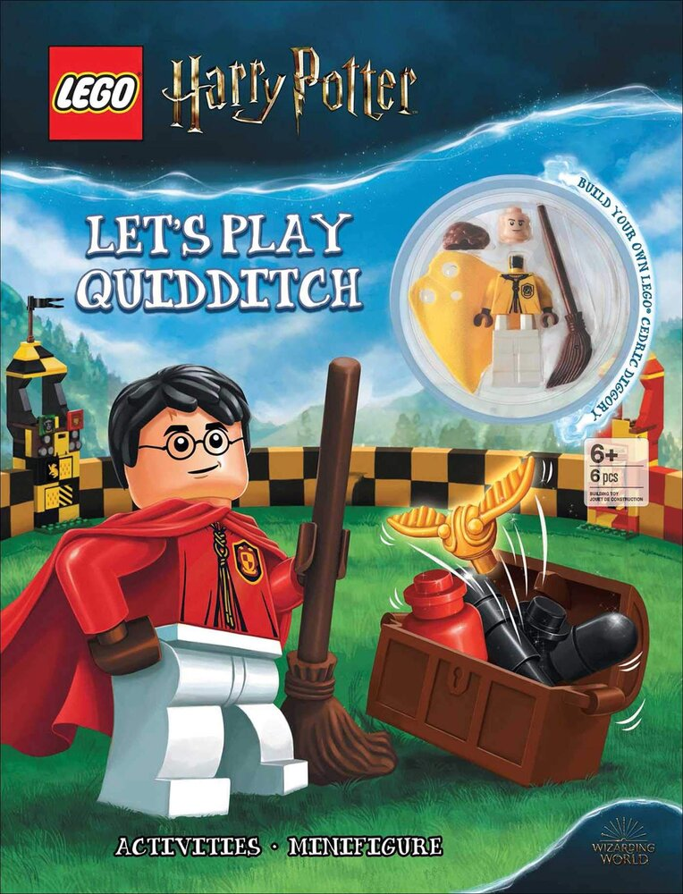 Let's Play Quidditch