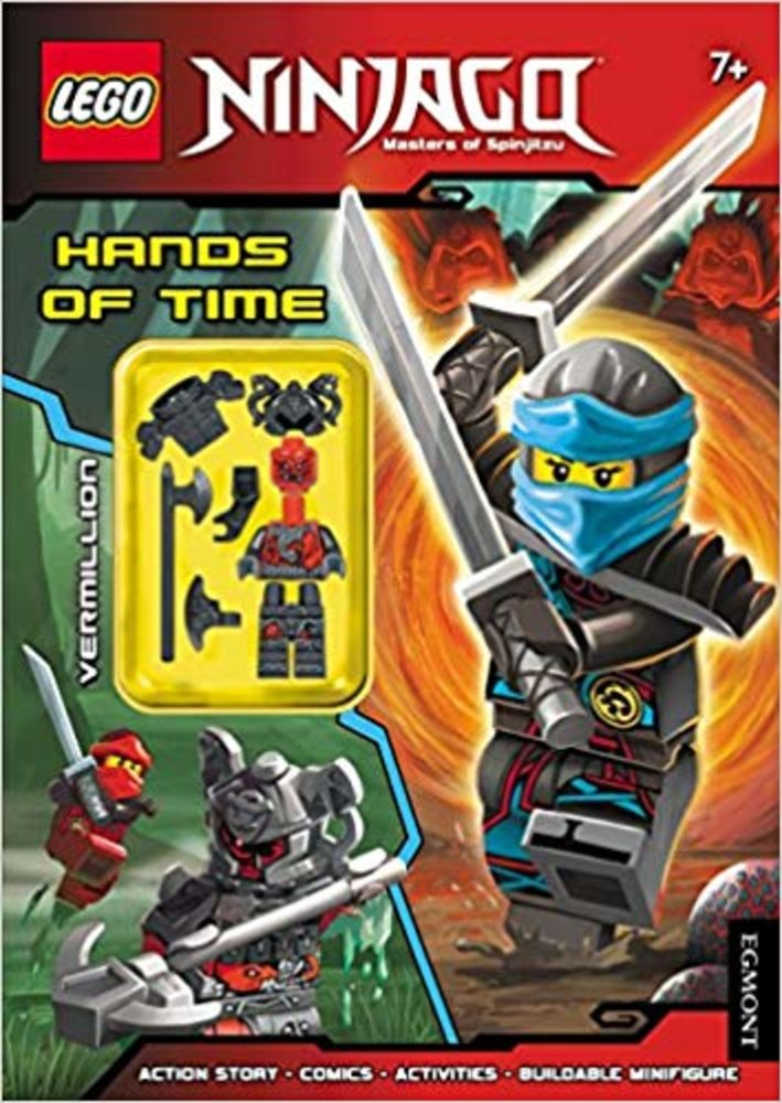 Ninjago: Hands of Time