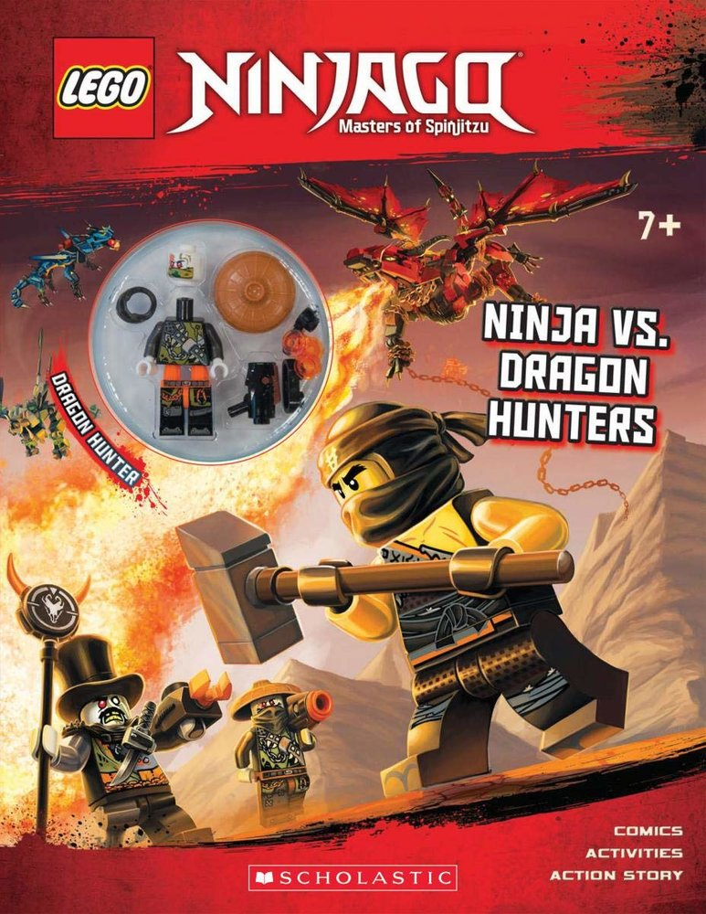 Ninjago - Ninja vs. Dragon Hunters