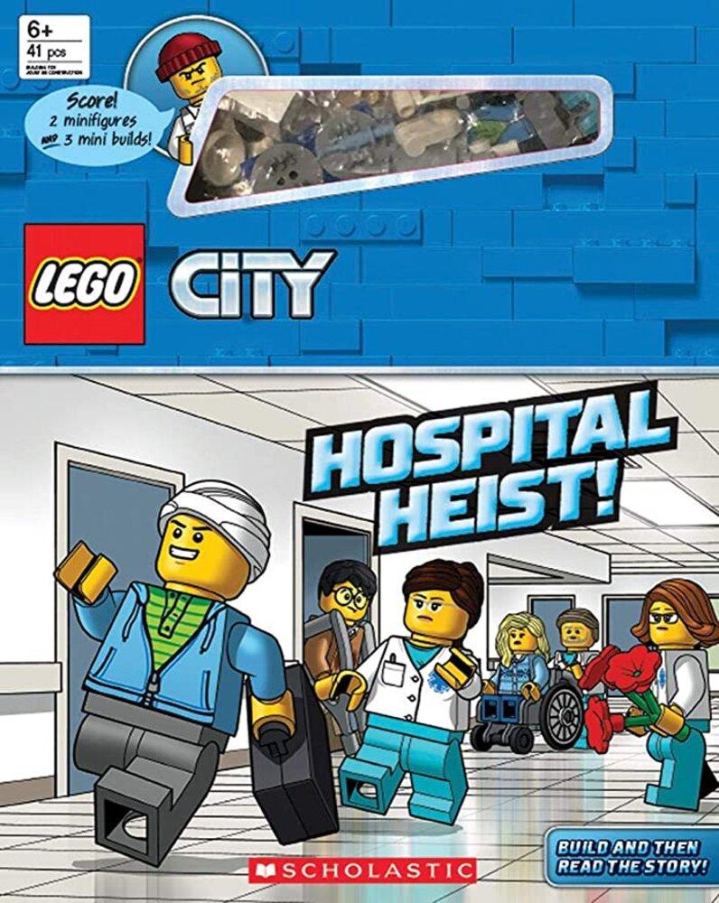 City: Hospital Heist!