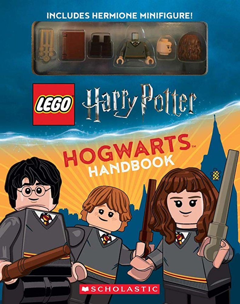 Harry Potter Hogwarts Handbook