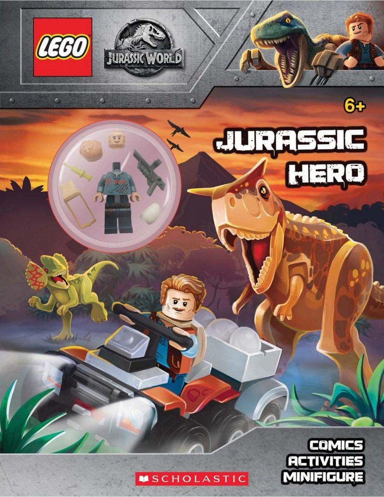 Jurassic World: Jurassic Hero