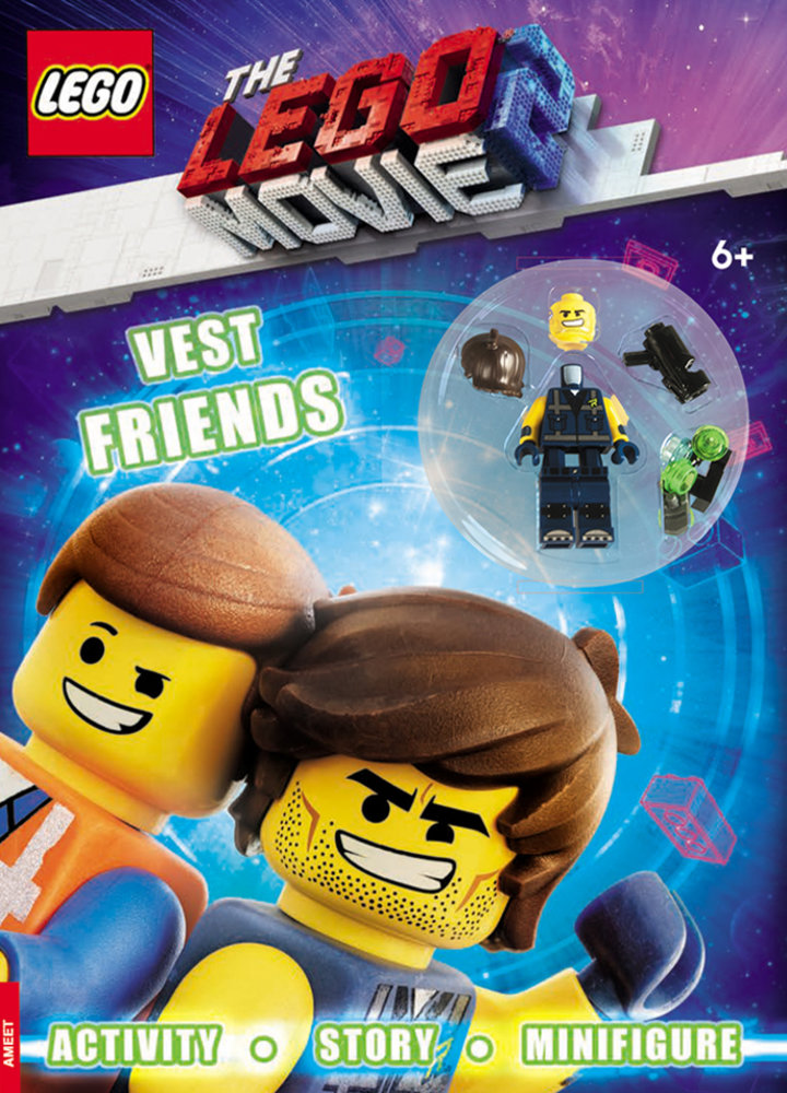 The LEGO Movie 2: Vest Friends