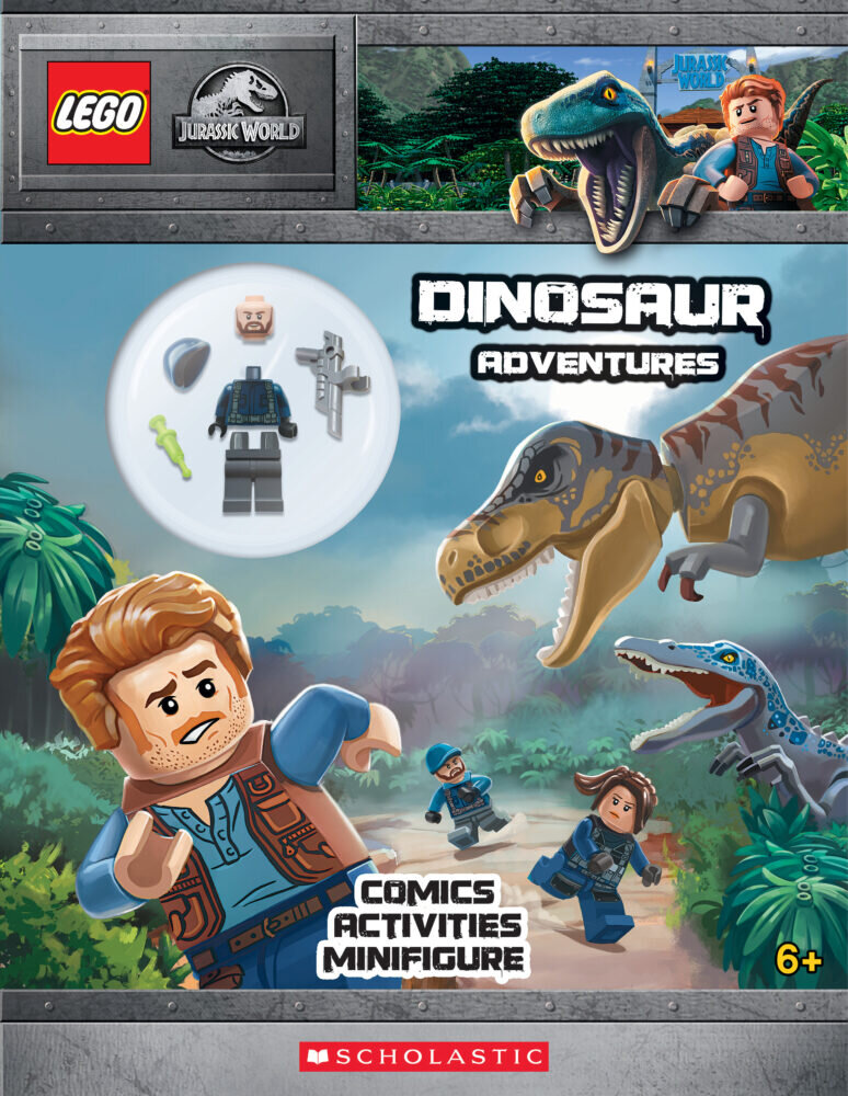 Jurassic World: Dinosaur Adventures