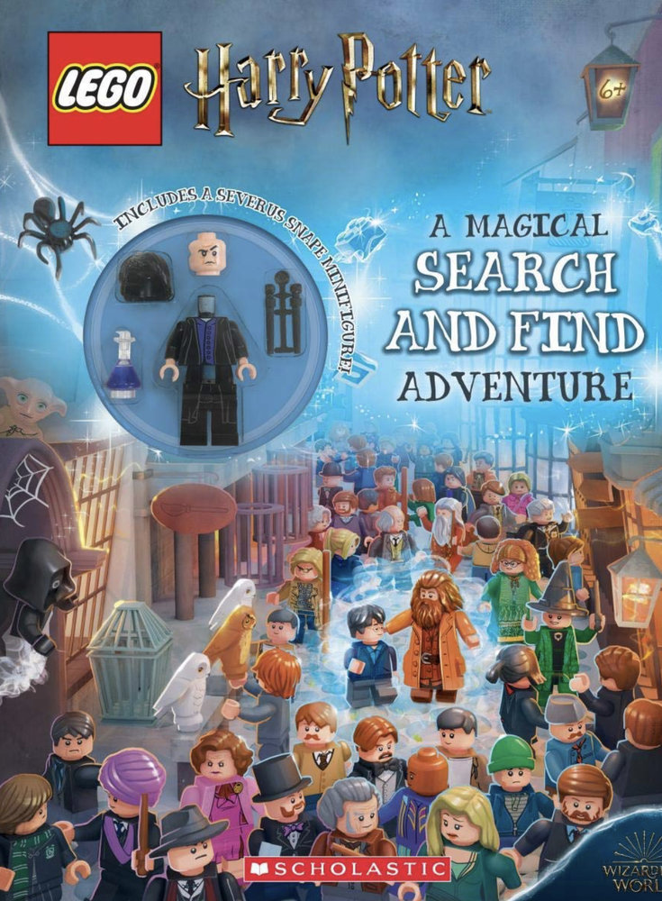 Harry Potter: A Magical Search and Find Adventure