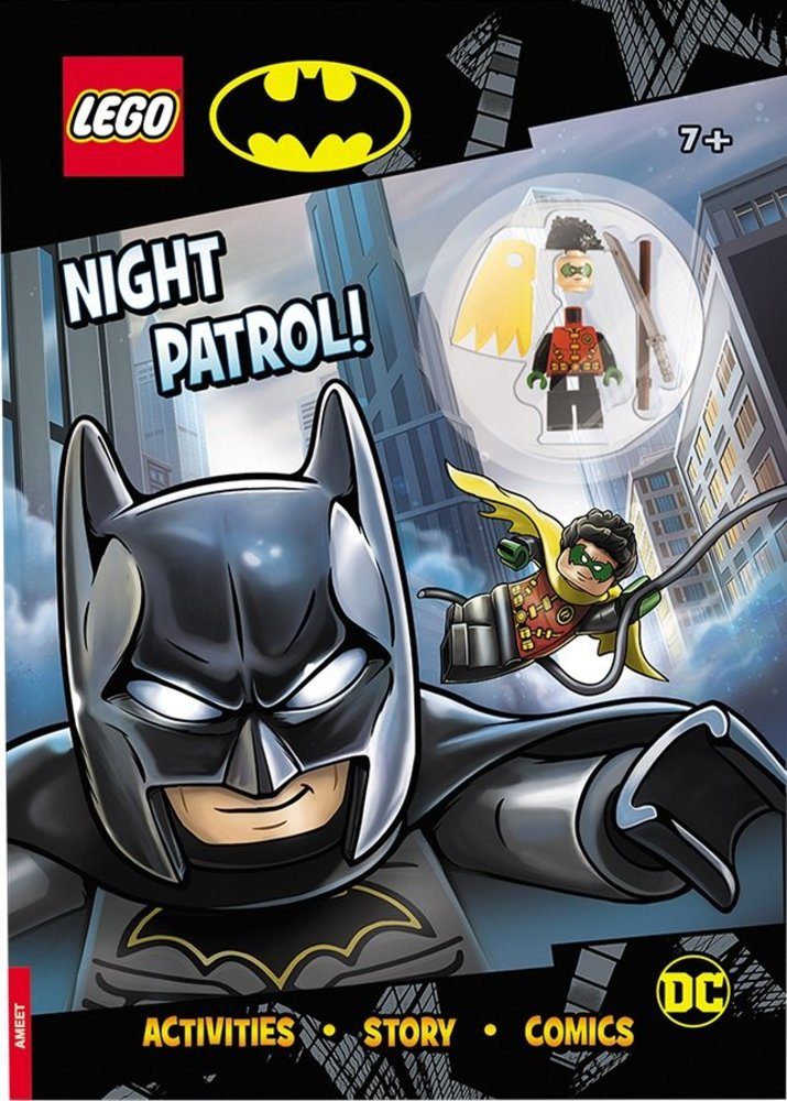 DC Comics Super Heroes: Night Patrol