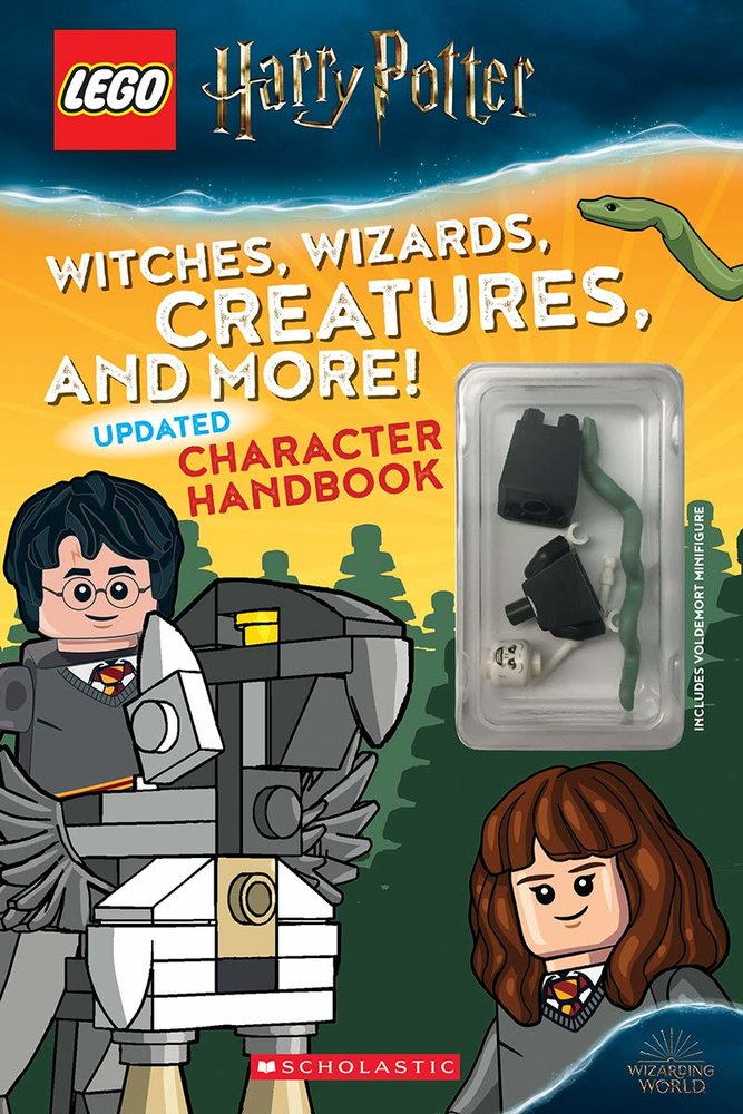 Harry Potter: Witches, Wizards, Creatures, and More! UPDATED Character Handbook