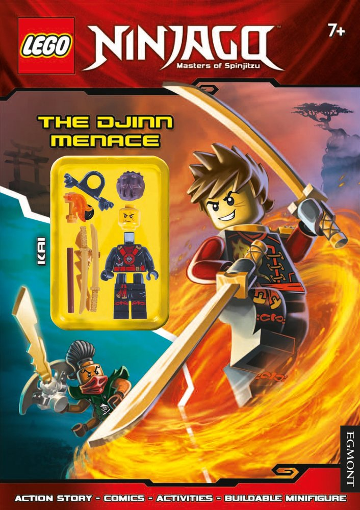 Ninjago - The Djinn Menace