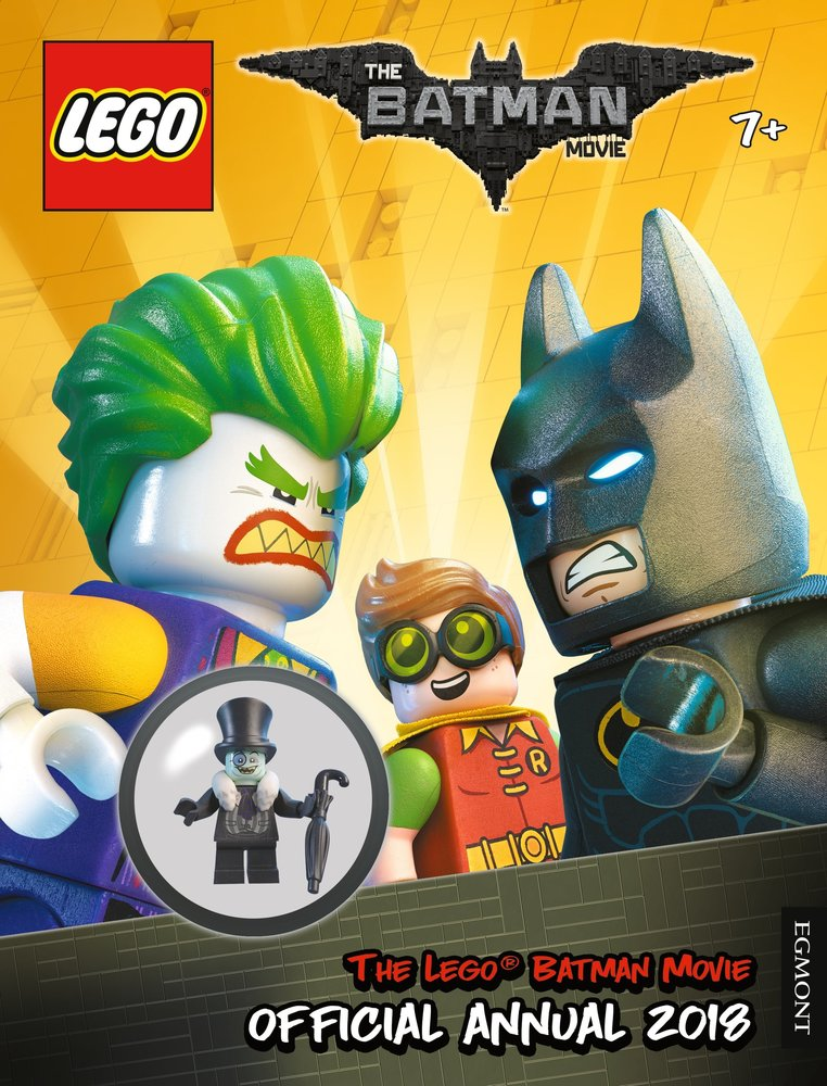 The Lego Batman Movie - Official Annual 2018