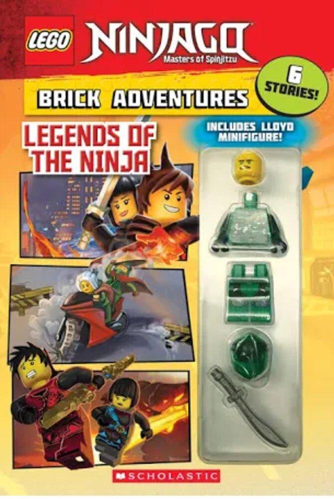 Legends of The Ninja