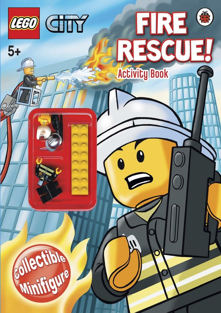 City: Fire Rescue!