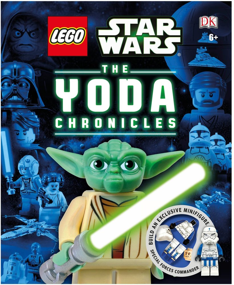 Star Wars: The Yoda Chronicles