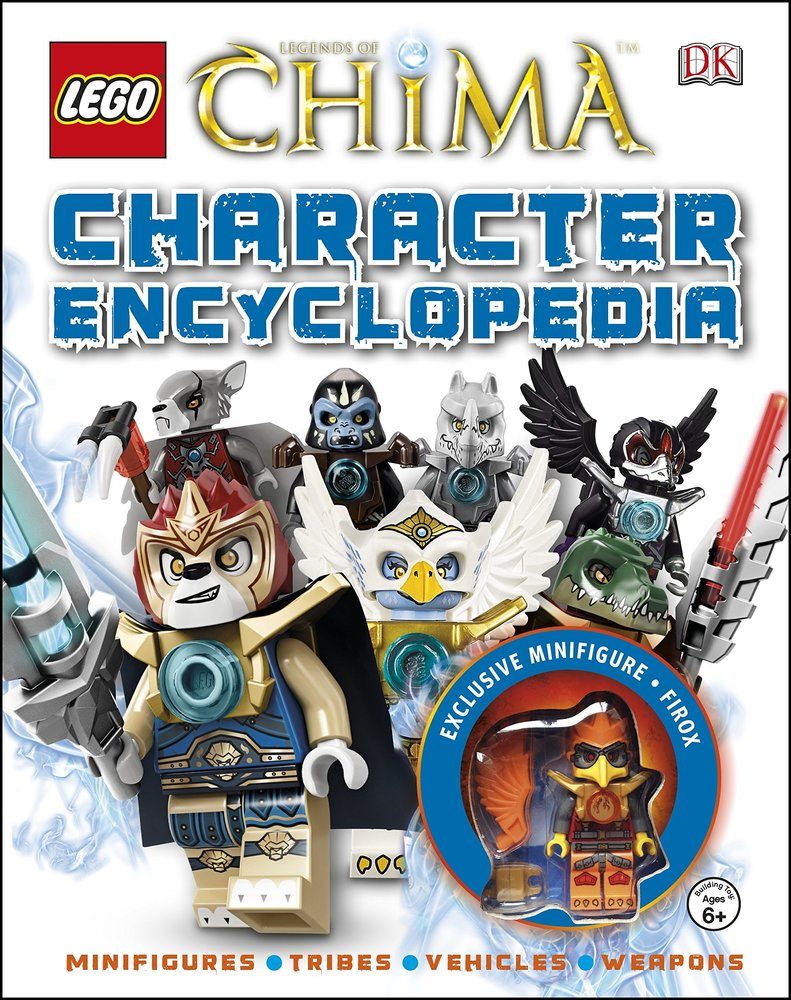 Legends of Chima: Character Encyclopedia