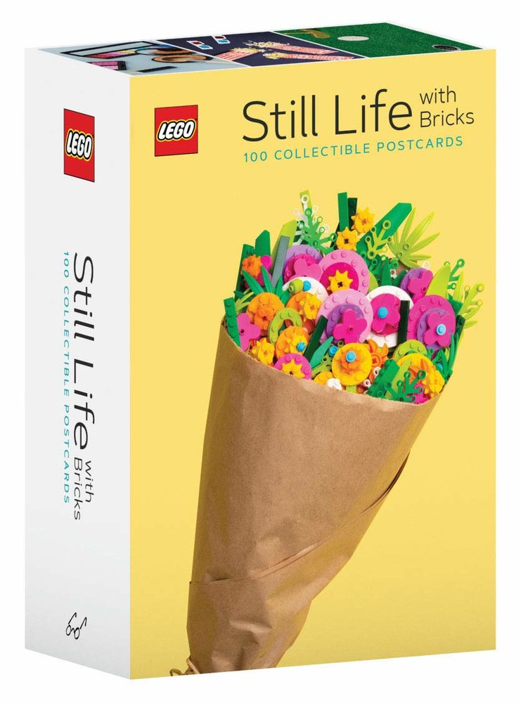 Still Life with Bricks: 100 Collectible Postcards