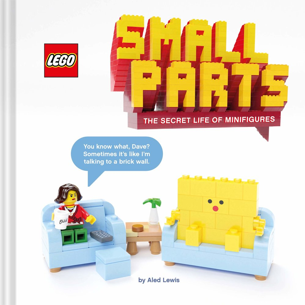 Small Parts: The Secret Life of Minifigures