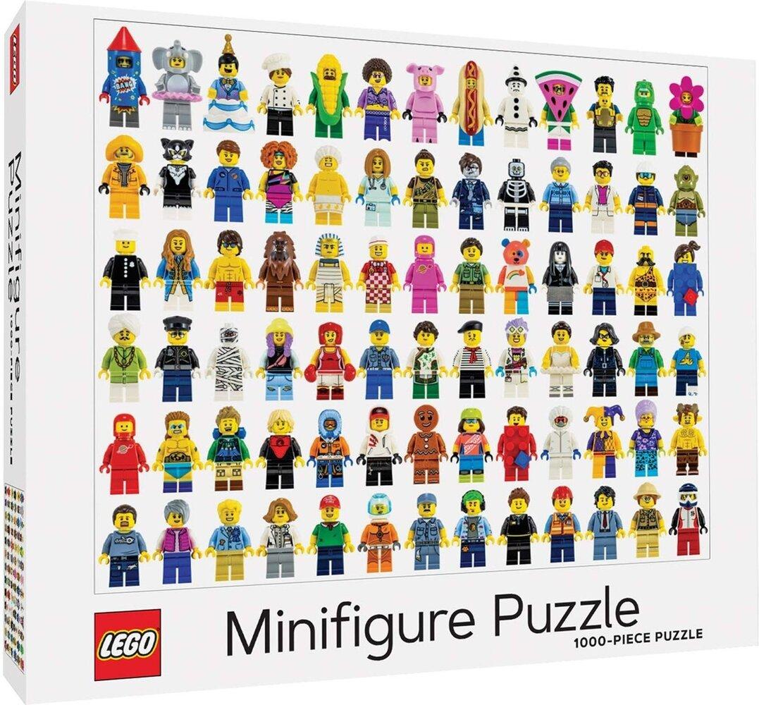 Minifigure Puzzle