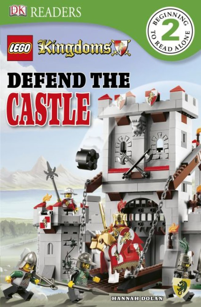 DK Readers Level 2: Kingdoms: Defend the Castle