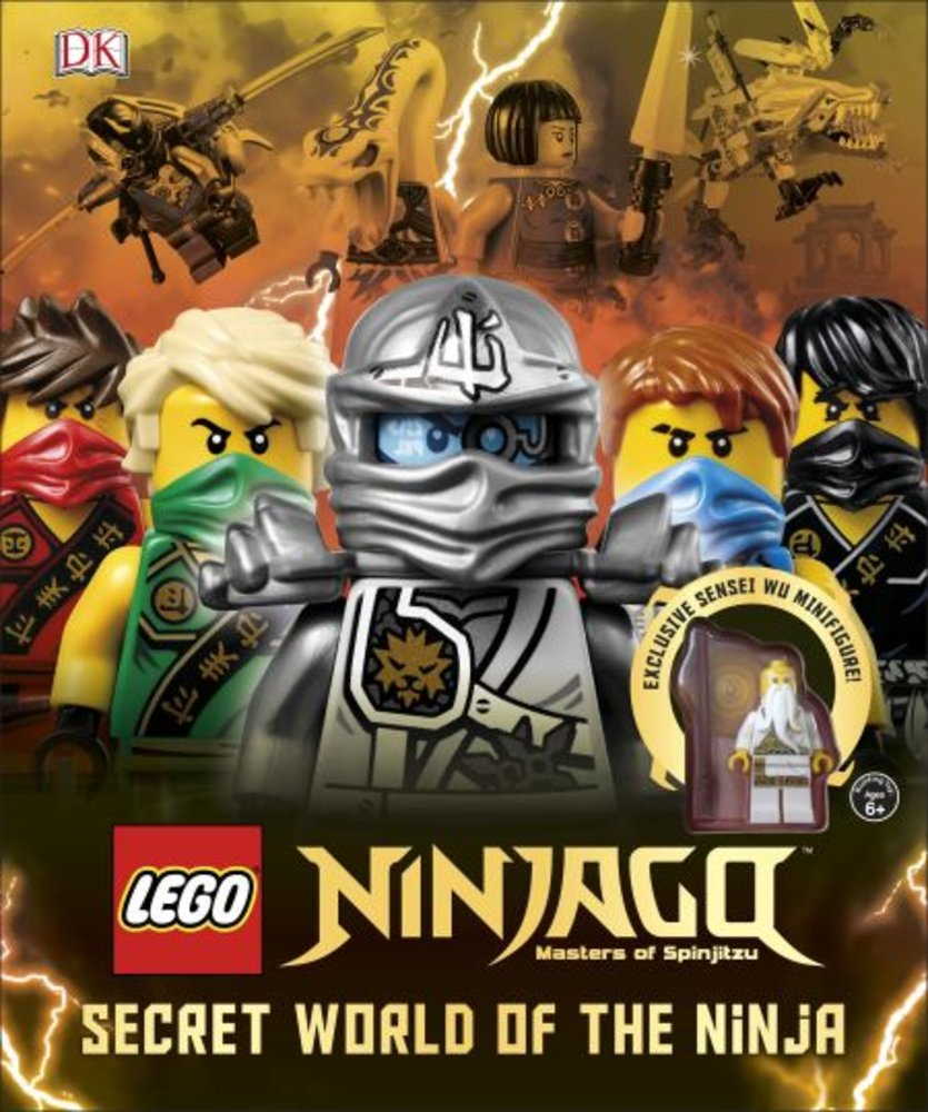 Ninjago: Secret World of the Ninja
