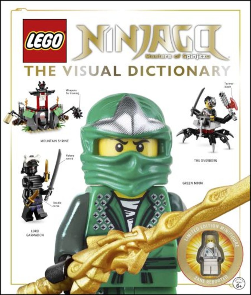 Ninjago: The Visual Dictionary