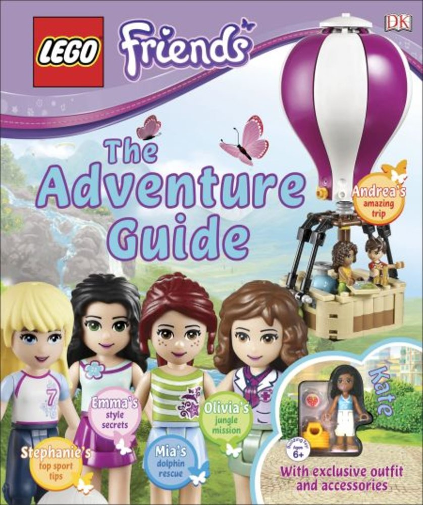 Friends: The Adventure Guide