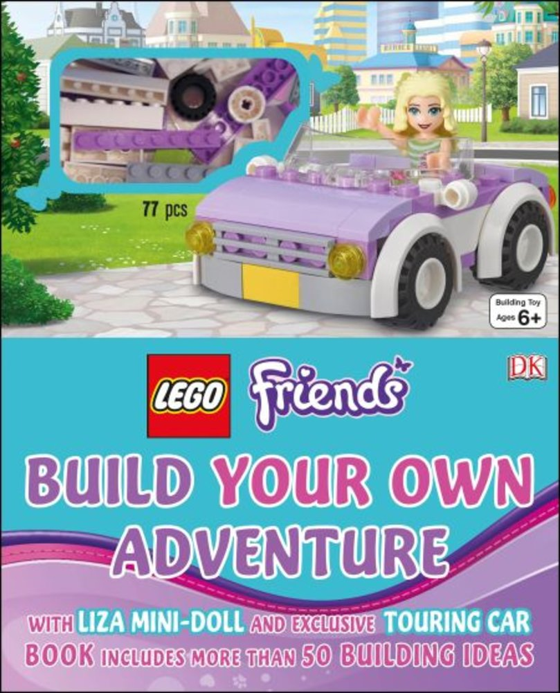 Friends: Build Your Own Adventure