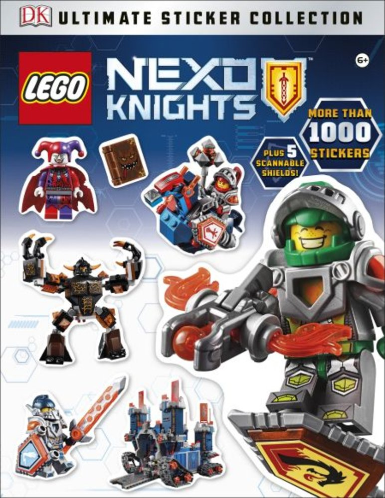 Ultimate Sticker Collection: Nexo Knights