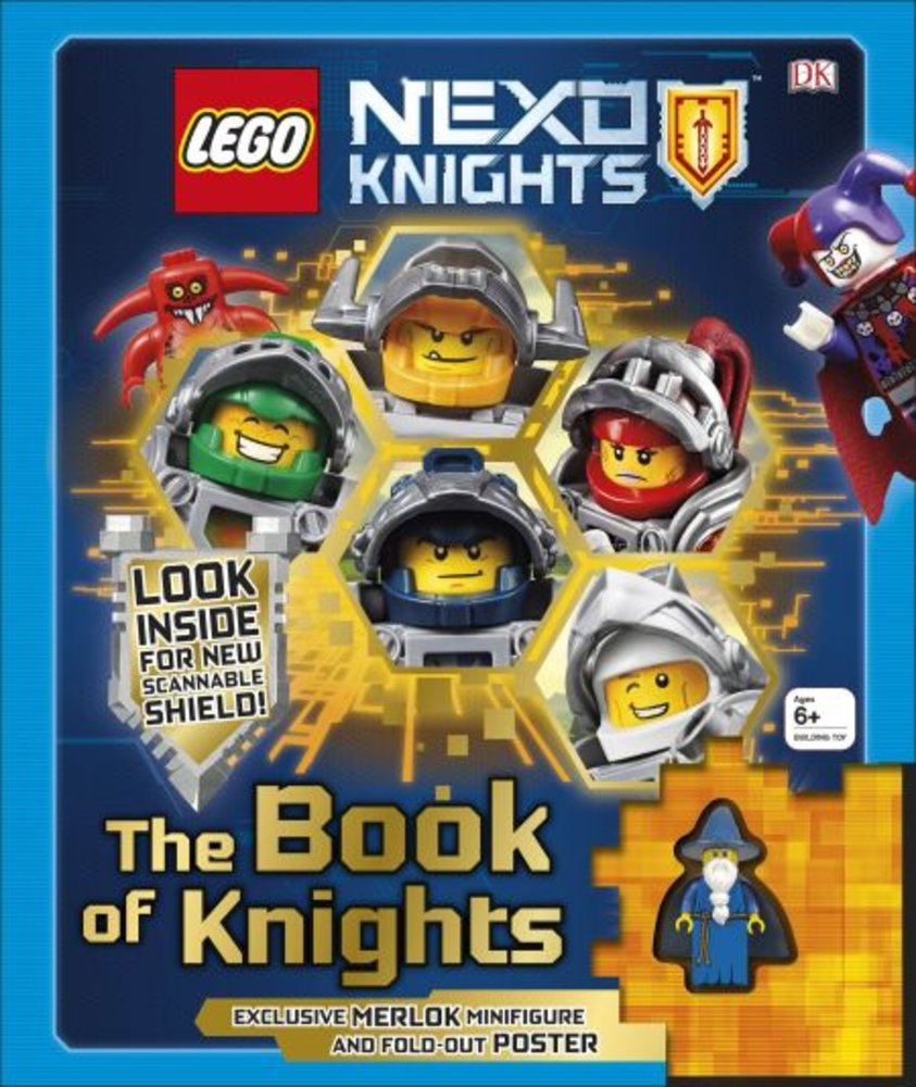 Nexo Knights: The Book of Knights