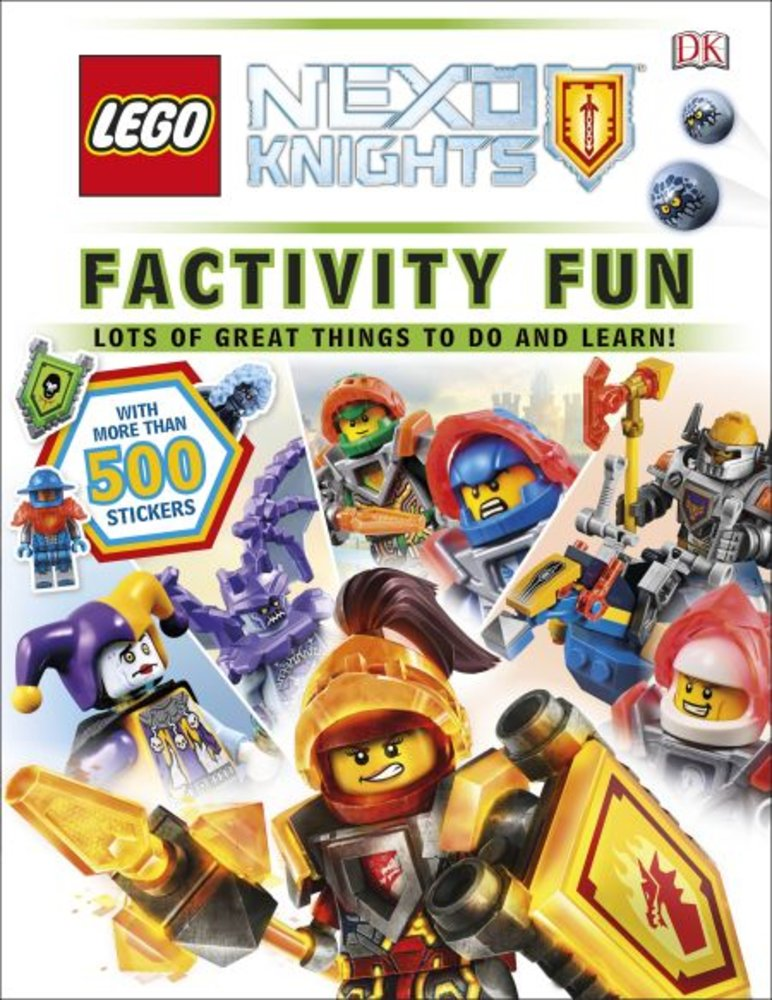 Nexo Knights: Factivity Fun