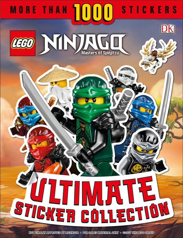 Ninjago - Ultimate Sticker Collection