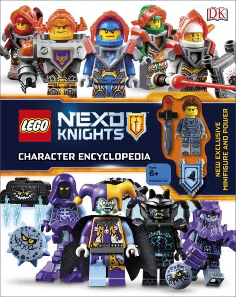 Nexo Knights: Character Encyclopedia