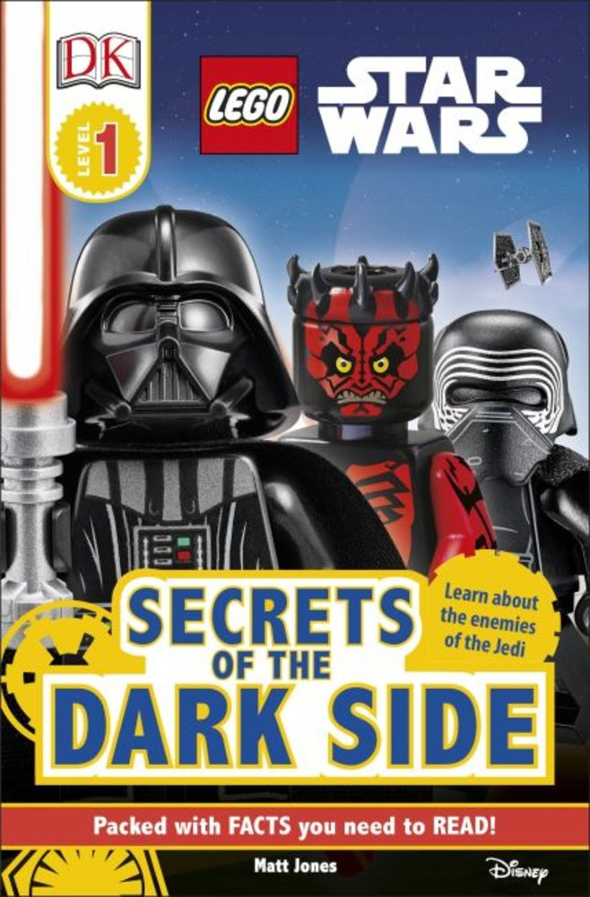 DK Readers Level 1: Star Wars: Secrets of the Dark Side
