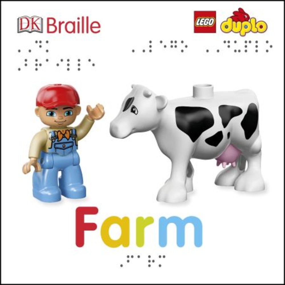 Braille DUPLO Farm
