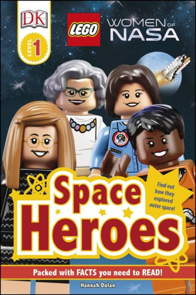 DK Readers Level 1 - Women of NASA - Space Heroes