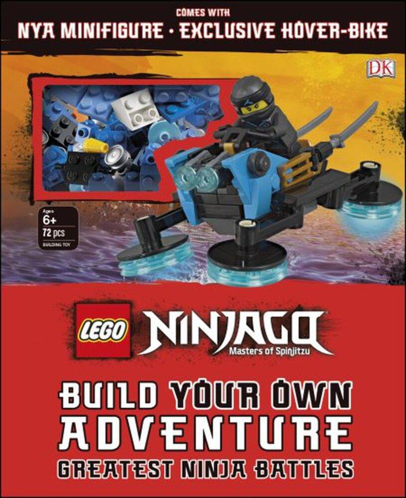 Ninjago: Build Your Own Adventure: Greatest Ninja Battles