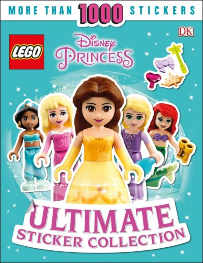 Disney Princess - Ultimate Sticker Collection