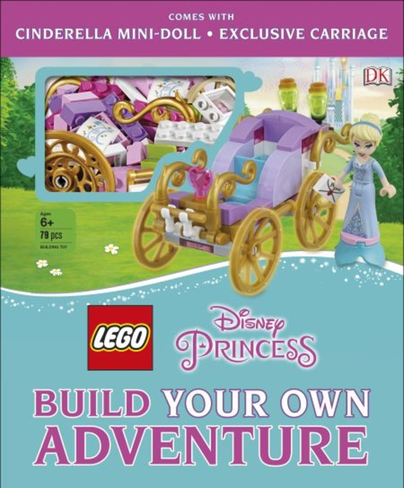 Disney Princess - Build Your Own Adventure