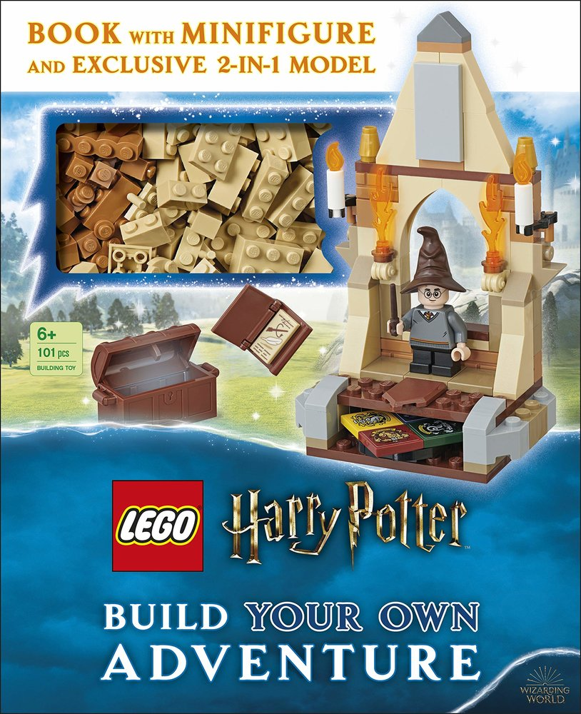 Harry Potter: Build Your Own Adventure