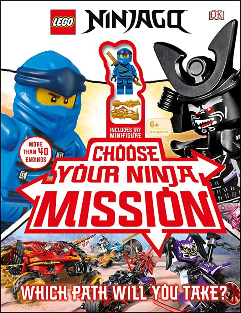 Ninjago: Choose Your Ninja Mission