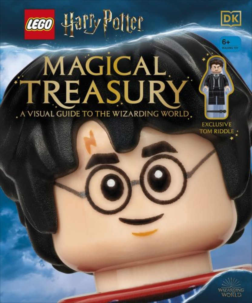 Magical Treasury: A Visual Guide to the Wizarding World