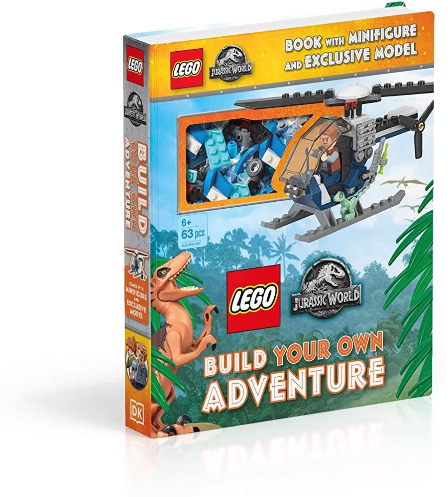 Jurassic World: Build Your Own Adventure