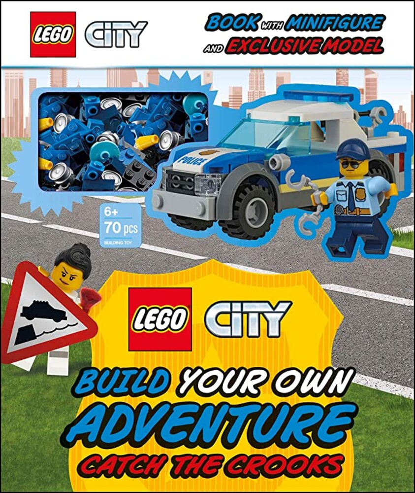 City: Build Your Own Adventure: Catch The Crooks