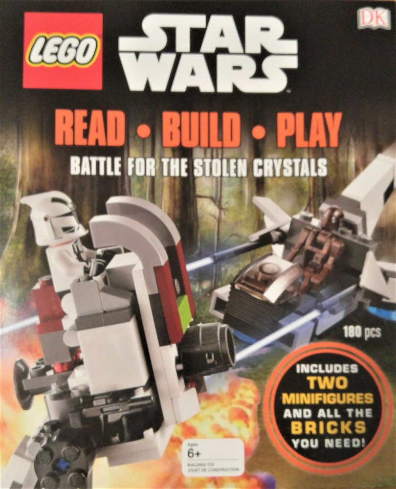 Star Wars: Read Build Play - Battle for the Stolen Crystals