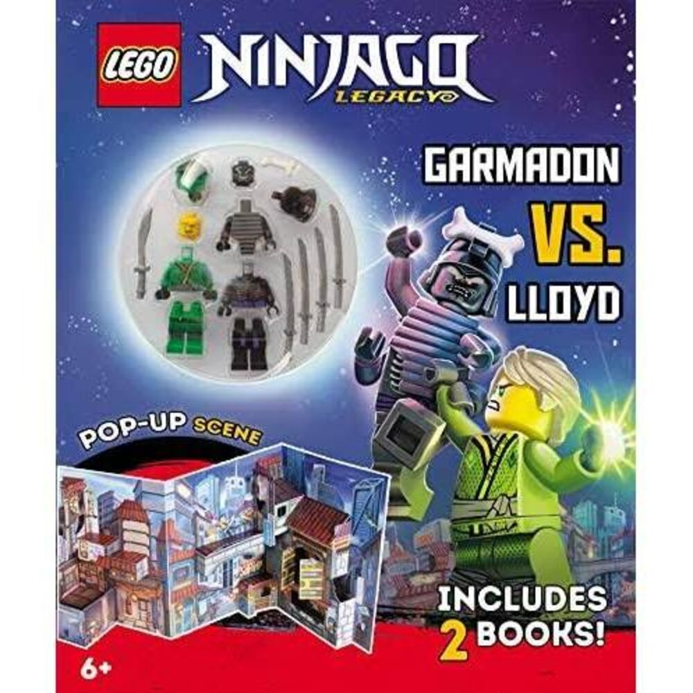 Ninja Mission: Garmadon vs. Lloyd
