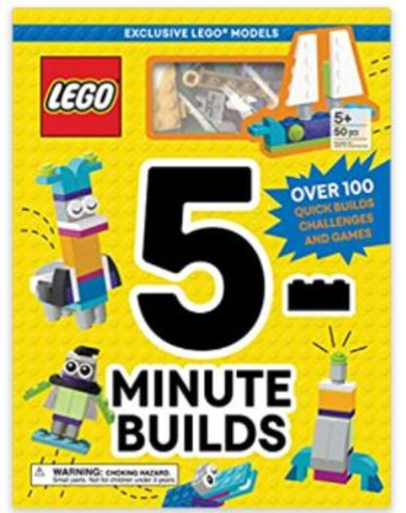 5-Minute Builds