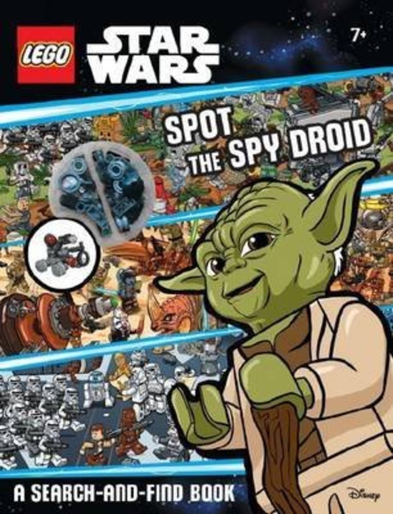 Star Wars: Spot The Spy Droid