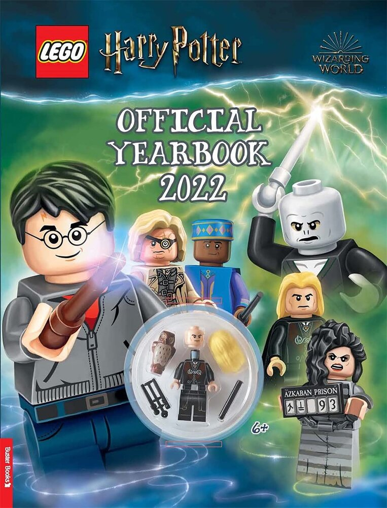 Harry Potter: Official Yearbook 2022