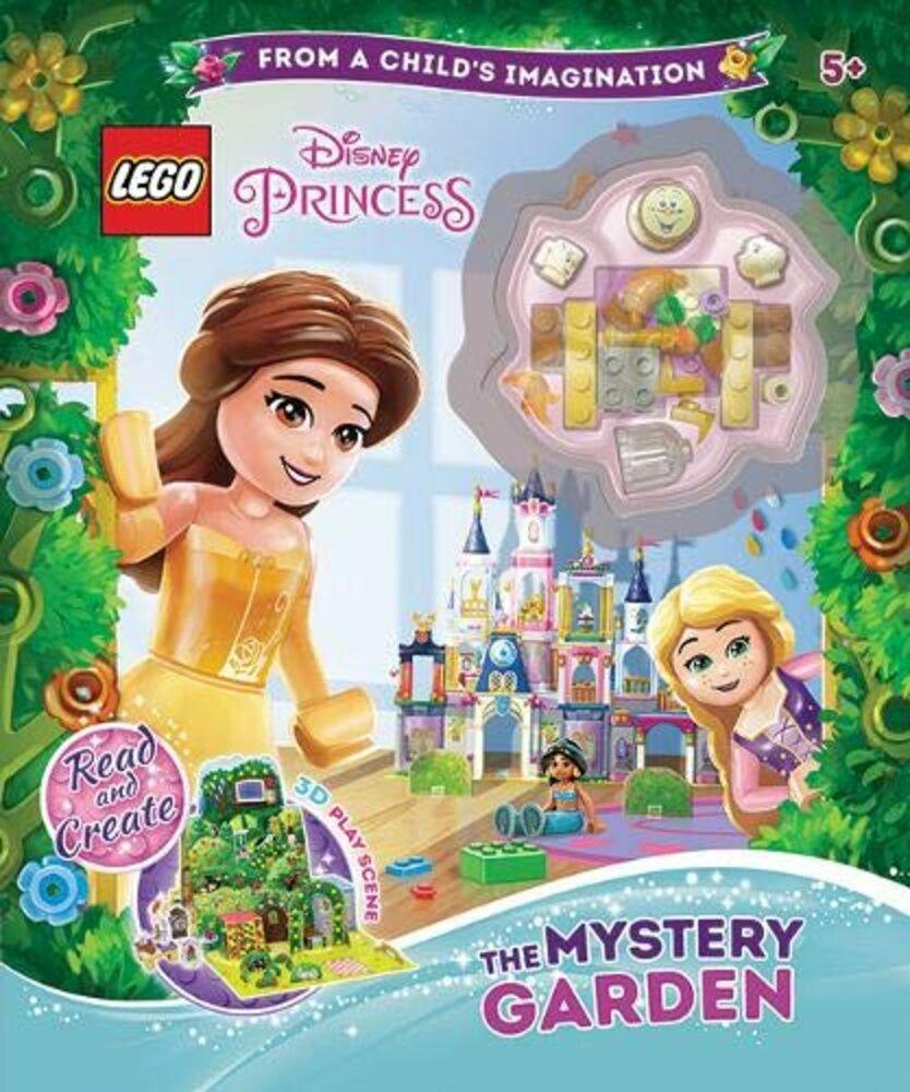 Disney Princess: The Mystery Garden