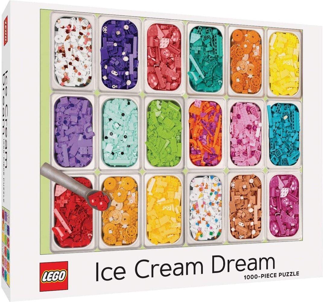 Ice Cream Dreams Puzzle