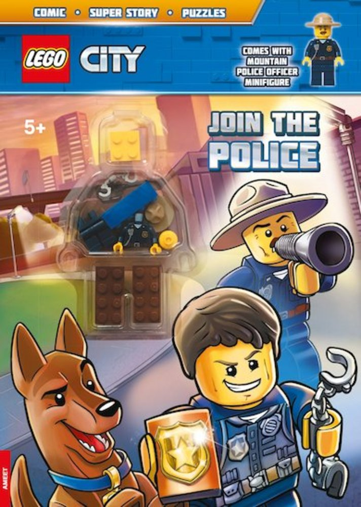 City: Join the Police