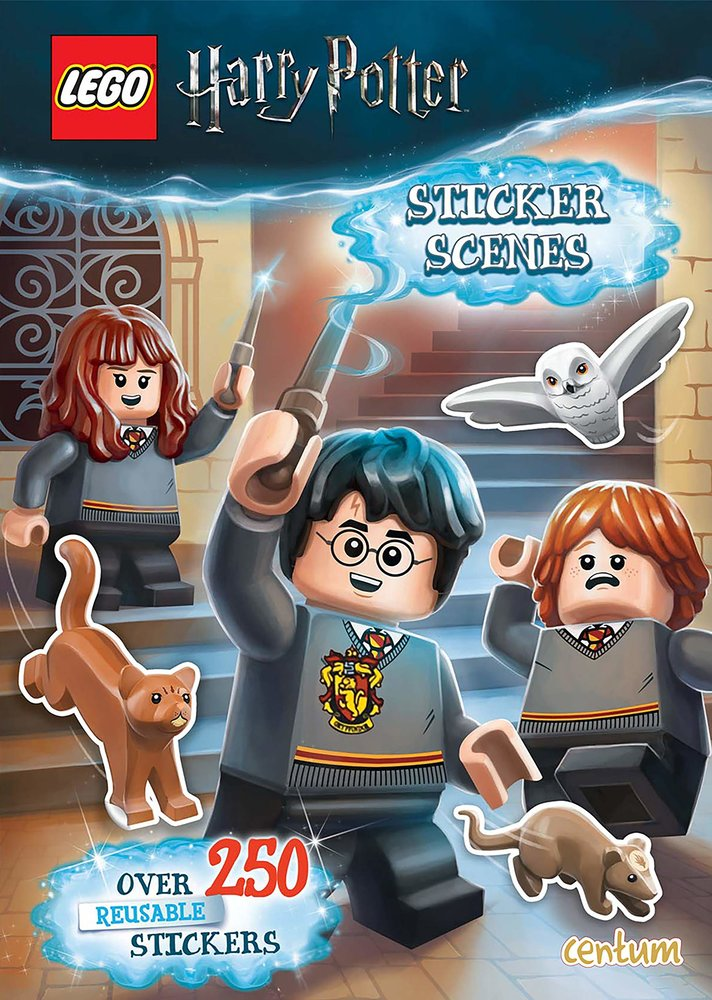 Harry Potter: Sticker Scenes